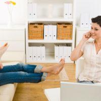 Jobs in Heimarbeit mit freier Zeiteinteilung