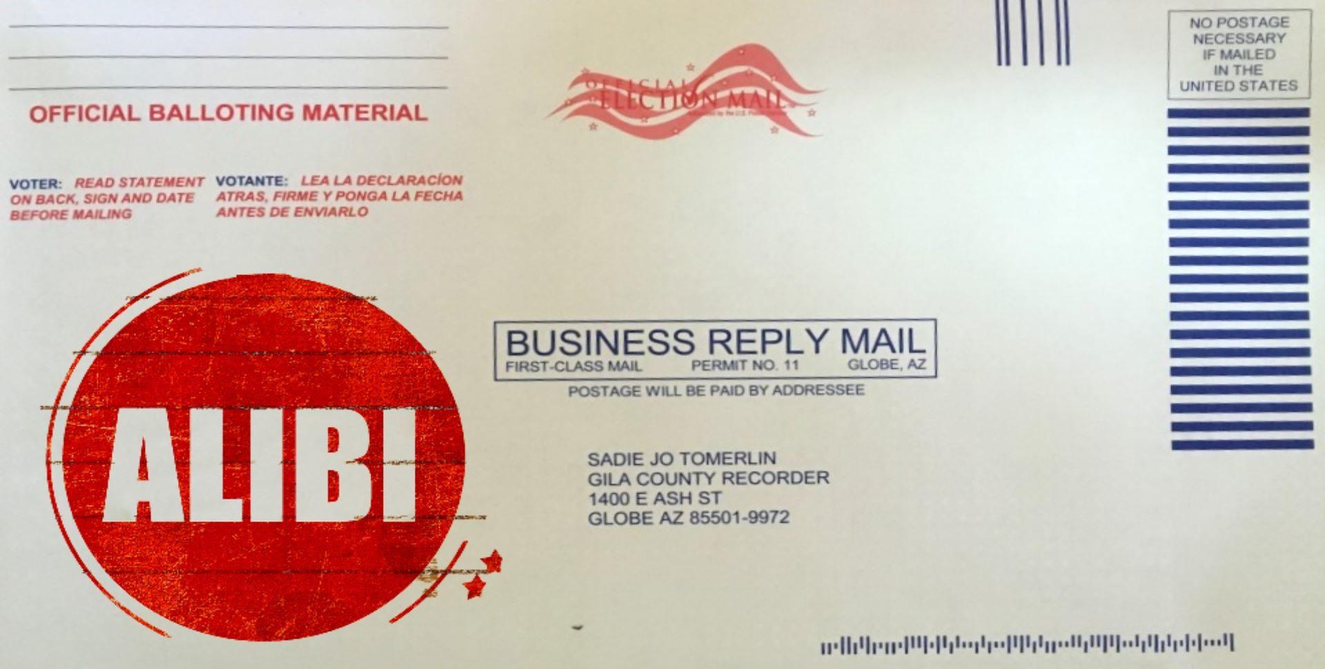 Postkarten aus dem Ausland verschicken.